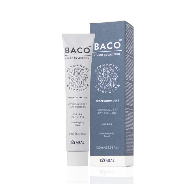 Bacò Permanent HairColor – Natural