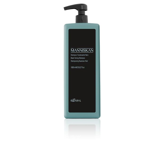 Black Toning Shampoo – Liter Size