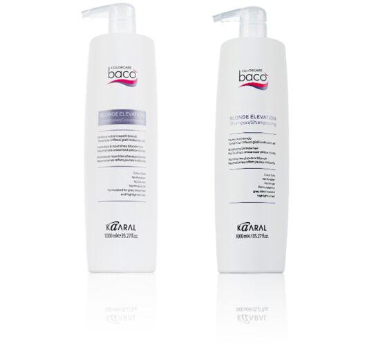 Blonde Elevation Shampoo & Conditioner – 1000ml